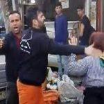 مرگ مرموز دست فروش قمی در درگیری با ماموران شهرداری +عکس
