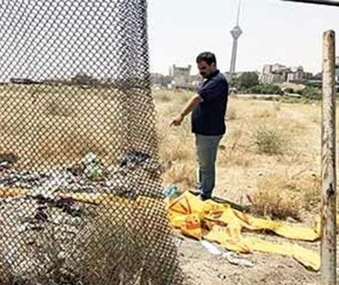 جزئیات پیدا شدن سرهای بریده شده زن و مرد جوان در شیخ بهایی