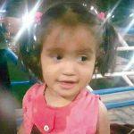 ملیکا 18 ماهه مشهدی در اصفهان پیدا شد