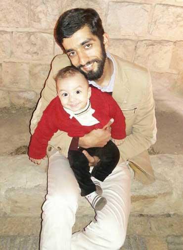 گفتگو با همسر شهید حججی