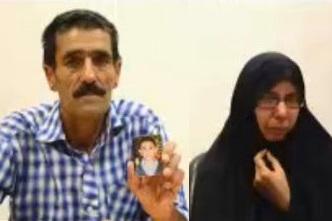 ابوالفضل نوجوان مشهدی ۶ ما پیش از ملیکا در مشهد گم شده +عکس