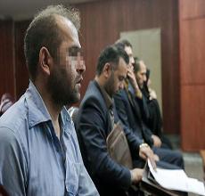 حکم اعدام در ملاء عام قاتل آتنا اصلانی تایید شد +عکس