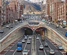 مرگ دردناک موتورسوار داخل تونل توحید تهران +عکس