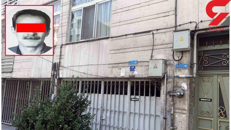 جنایت خانوادگی پدر بی رحم در تهرانپارس