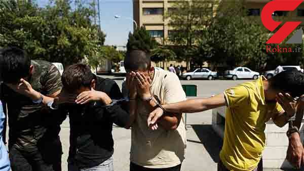 حمله به زنان چادری در تهران