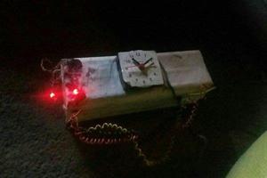 خودروی بمب گذاری شده در مجاورت منزل پدر شهید حججی +عکس
