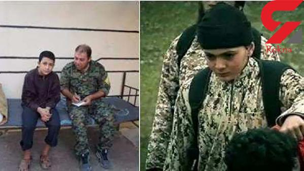 دستگیری جلاد 15 ساله داعش
