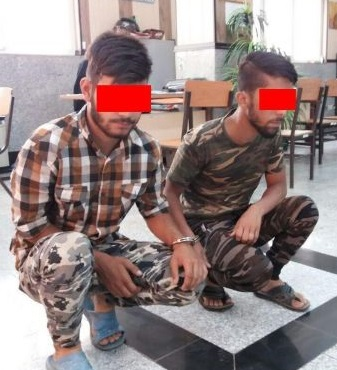 دستگیری خواننده زیرزمینی در اسلامشهر به خاطر قتل صاحب استودیو +عکس