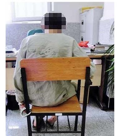 دستگیری مرد شیطان صفت در کرج