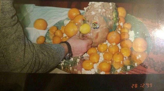 زوج آدمخوار در روسیه