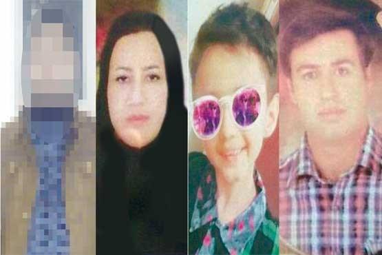قتل عام خانوادگی در سمیرم