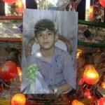 وداع دلخراش با ابوالفضل 11 ساله که مانند آتنا مظلومانه کشته شد +تصاویر