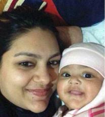 بهانه عجیب مادر سنگدل برای کشتن دختر ۱۵ ماهه اش +تصاویر