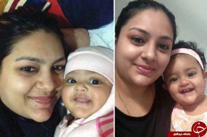 کشتن دختر 15 ماهه