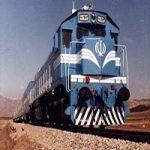 برخورد مرگبار قطار با خانم ۵۰ ساله در اراک +عکس