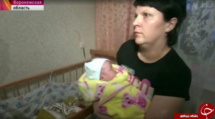 جابجایی عجیب نوزاد در بیمارستان
