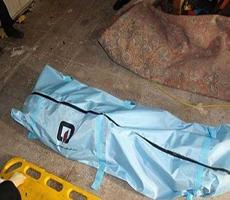 معمای جسد سوخته زنی در جاده بهشت زهرای تهران +عکس