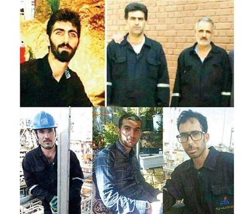 حادثه پالایشگاه نفت تهران