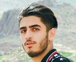 سلفی شنیع قاتلان با جسد سوخته دانشجوی مهابادی !! +تصاویر