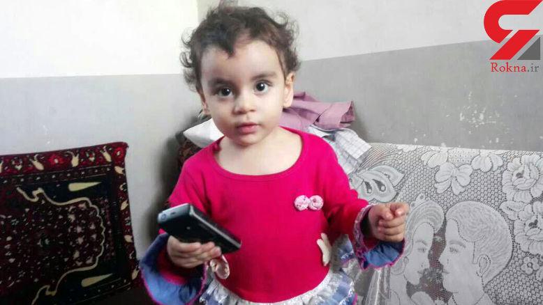 قتل فجیع دختر 3 ساله فسایی