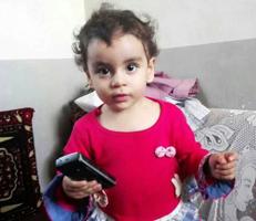 مادر سنگدل فسایی سر کودک ۳ ساله خود را برید +تصاویر