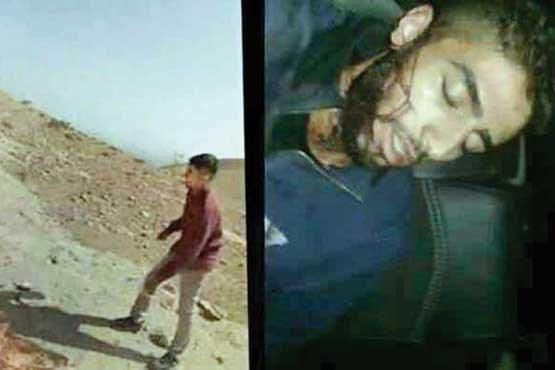 قتل پسر جوان مهابادی