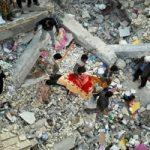 گفتگو با سیاهپوشان چشم انتظار و مجروحان زلزله کرمانشاه +تصاویر