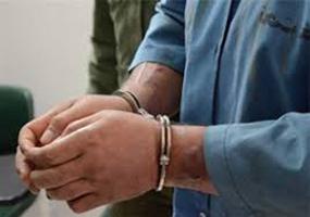 دستگیری قاتل کمتر از ۲۰ روز در ایرانشهر +عکس