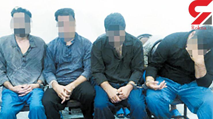 ربودن پسر مخترع تهرانی