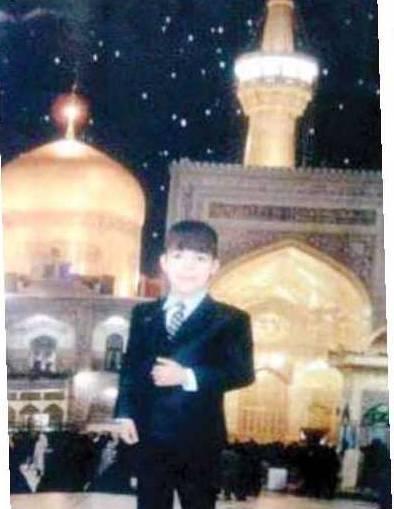 قاتل ابوالفضل 11 ساله