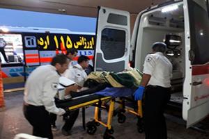 واژگونی خونین اتوبوس حامل زائران ایرانی در مرز مهران +تصاویر