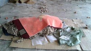 کشف جسد زن کارتن خواب داخل سطل زباله در کرج!