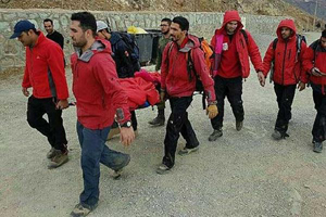 سرنوشت نامعلوم کوهنوردان مشهدی در آلپ ایران +عکس ۲ کوهنورد جانباخته