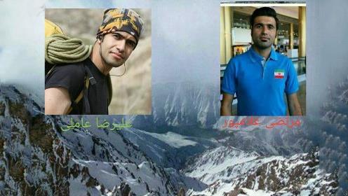 کوهنوردان مشهدی