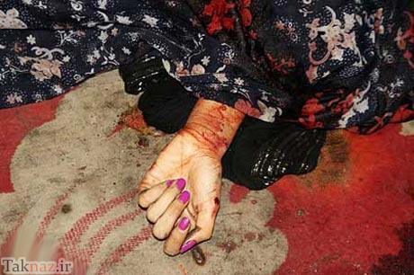 قتل زن توسط همسر در ساری