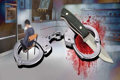 بازداشت قاتل فراری