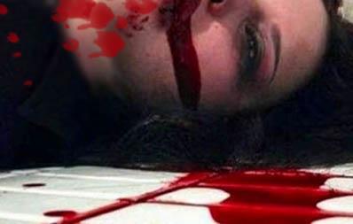 همسرکشی و گذاشتن جسد پشت در خانه + عکس