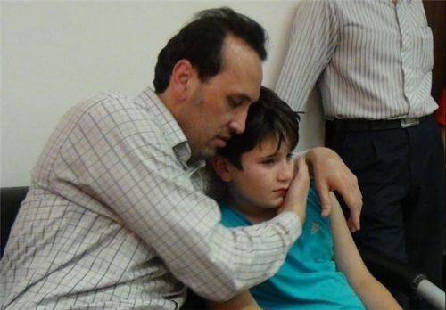 کودک ربایی در سیرجان