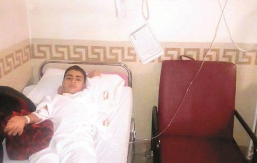تنبیه بدنی دانش آموز اسلامشهری