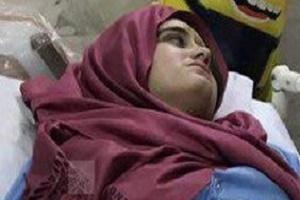 هانیه قهرمان ۱۴ ساله شب زلزله کرمانشاه +عکس