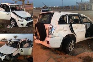 جزئیات جدید از تصادف خونین مهدی قائدی در بوشهر +تصاویر