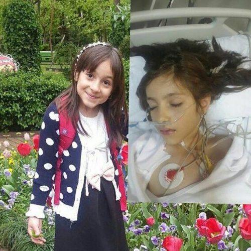 دختر قربانی قصور پزشکی