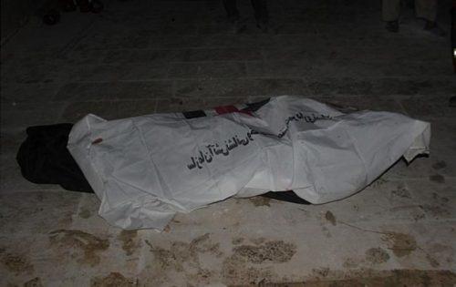 خودکشی استاد ایرانی