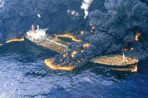 جعبه سیاه نفتکش ایرانی همراه دو پیکر جدید پیدا شدند