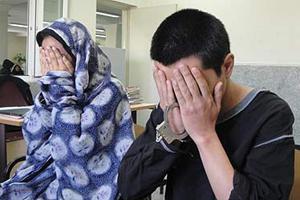 زن خائن پس از رابطه شوم با همکارش دستور قتل شوهرش را داد! +عکس