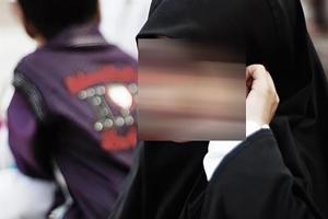 اذیت و آزارگروهی زن جوان در بیابان های جنوب تهران +عکس