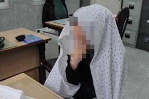 اعدام عروس ۲۱ ساله به دنبال جنایت هولناک خانوادگی در نارمک +عکس