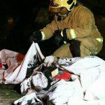 سانحه رانندگی مرگبار ۲ سرنشین جوان خودروی پژو ۲۰۷ در اتوبان همت +عکس