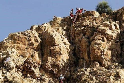 نجات هفت زن گردشگر