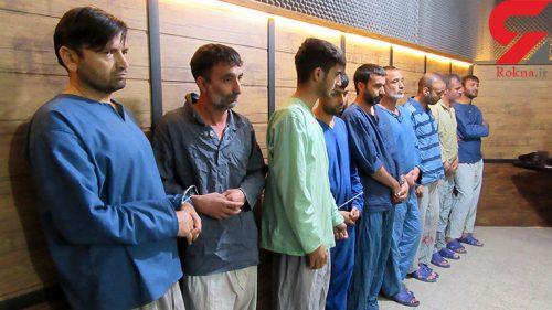 کلاهبرداری مردان افغان